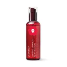 Незмивна сироватка для пошкодженого волосся на основі олії камелії Innisfree Camellia Essential Hair Oil Serum 100мл