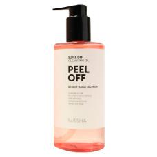 Гидрофильное масло с эффектом пилинга Missha Super Off Cleansing Oil Peel Off 305мл