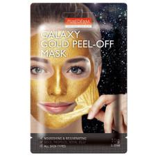 """Маска-пилинг для лица """"Золотая"""" Purederm Galaxy Gold Peel-Off Mask"""