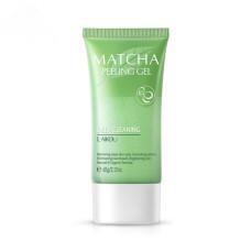 Пилинг-скатка на основе экстракта зеленого чая Матча с алое и гиалуроновой кислотой LAIKOU Matcha Peeling Gel, 60мл