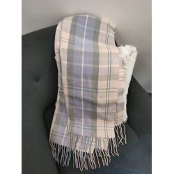 Теплий жіночий кашеміровий шарф Line-B1746