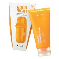 Ночная омолаживающая маска для лица Dr. Jart+ Good Night Dermask Intra Jet Firming Sleeping Mask 120 мл