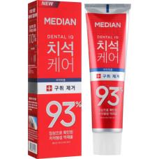 Зубная паста для удаления налета со вкусом вишни Median Toothpaste Remove Bad Breath