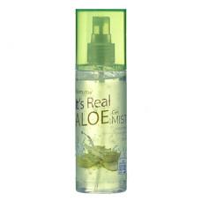 Гель-мист с экстрактом алоэ FarmStay It's Real Aloe Gel Mist 120ml