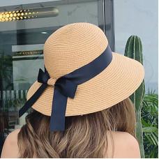 Детская соломенная шляпа Daughter A45621047 - Khaki