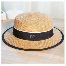 Женская соломенная шляпа Chili M A5571145 - Khaki