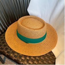 Женская соломенная шляпа A64548871 - Beige