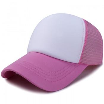 Кепка - бейсболка - Simple A-177 Pink унисекс