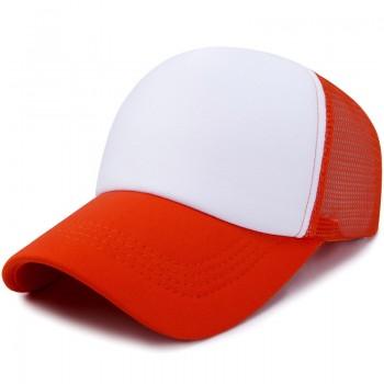 Кепка - бейсболка - Simple A-177 Orange унисекс