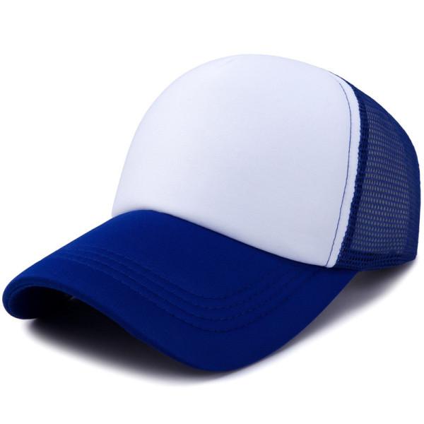 Кепка - бейсболка - Simple A-177 Blue унисекс