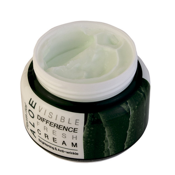 FarmStay Visible Difference Aloe Fresh Cream