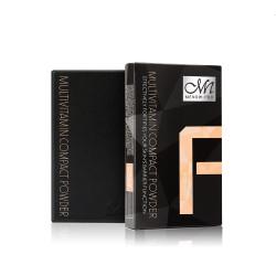 Компактная матовая пудра Menow Multivitamin Compact Powder #5