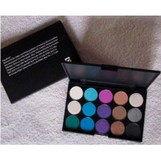 Профессиональная палетка теней 15 цветов POPFEEL Matte Eye Shadow palette E15-3