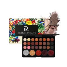 Профессиональная палетка теней 29 цветов POPFEEL Bling Bling Eyeshadow palette EP29-1