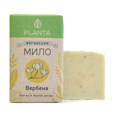Натуральное мыло Planta Вербена, 100 г