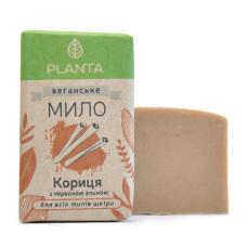 Натуральное мыло Planta Корица (с красной глиной), 100 г