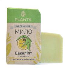 Натуральное мыло Planta Эвкалипт, 100 г