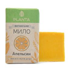 Натуральное мыло Planta Апельсин, 100 г