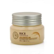 Крем для обличчя The Face Shop Rice Ceramide Moisturizing Cream 50 мл