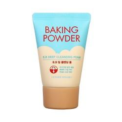 Пенка Etude House Baking Powder BB Cleansing Foam 30 мл Пробник