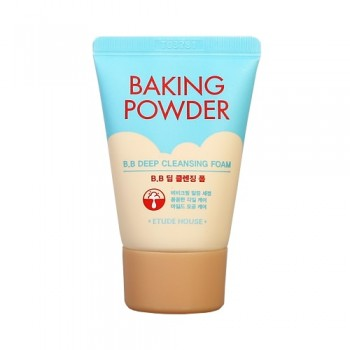 Пінка Etude House Baking Powder BB Cleansing Foam 30 мл Пробник