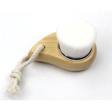 Пензлик для макіяжу Charmoving з дерев'яною ручкою