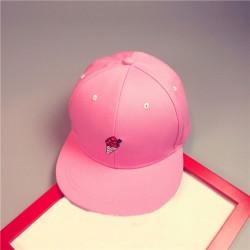 Стильная женская кепка - бейсболка ICE CREAM  Pink