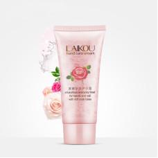 Крем для рук Laikou с экстрактом розы 60г