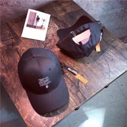 Стильная женская кепка - бейсболка  MRRTIM  Black