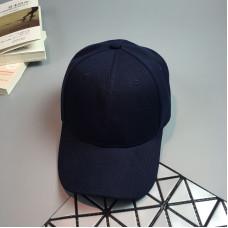 Стильная женская кепка - бейсболка NO LABEL Black