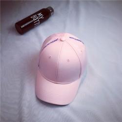 Стильная женская кепка - бейсболка MAKE A CHOICE  Pink