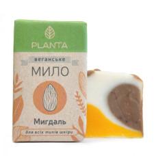 Натуральное мыло Planta Миндаль, 100 г