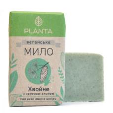 Натуральное мыло Planta Хвойное, 100 г