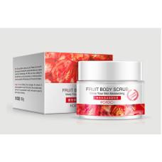 Фруктовий скраб для тіла Rorec tomato scrub Томат, 120 г