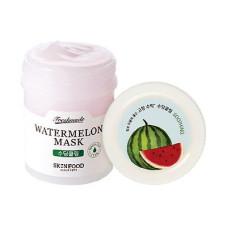 Заспокійлива маска Skinfood з екстрактом кавуна Freshmade Watermelon Mask