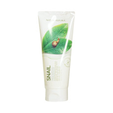 Пенка для умывания Nature Republic Fresh Herb Cleansing Foam Snail 170 мл