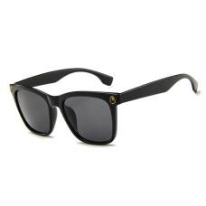 Солнцезащитные очки Photometric Retro Style #Black Gray