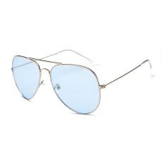 Женские солнцезащитные очки Photometric Blue lens -  №3025 Full Ocean Movies