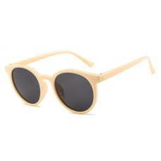 Женские солнцезащитные очки Photometric Beige - Gray №9772-52-16
