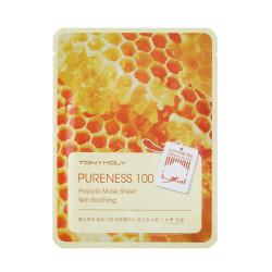 Листовая маска Tony Moly Pureness 100 Mask Sheet -Propolis - Прополис