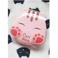 Компактная пудра Tony Moly Cats Wink Clear Pact Цвет: №2 Clear Beige