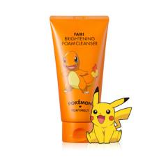 Очищающая пенка Tony Moly против тусклости кожи Pokemon Foam Cleanser Fairi